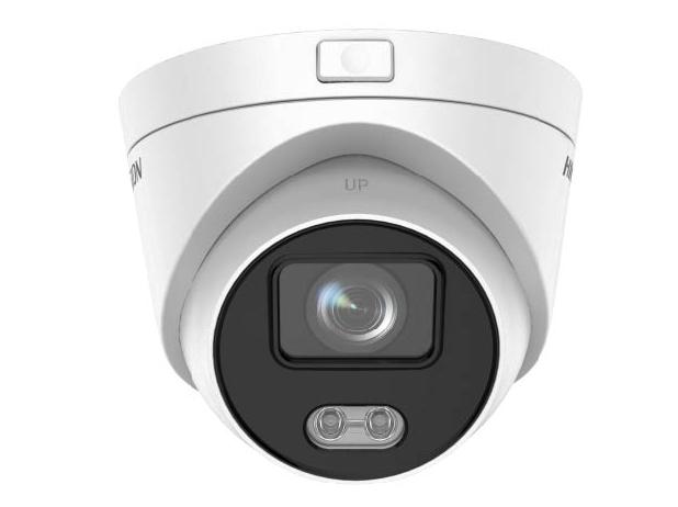 海康威视 DS-2CD3327WD-L(2.8mm)(B)(国内标配) .200万海康臻全彩海螺半球形网络摄像机DS-2CD3327WD-L(B)