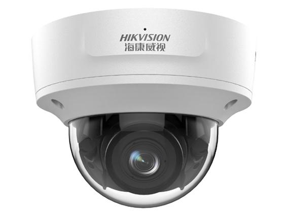 海康威视 DS-2CD3746FDWDA2/F-IZS(2.7-12mm)(国内标配) .400万智能人脸抓拍摄像机