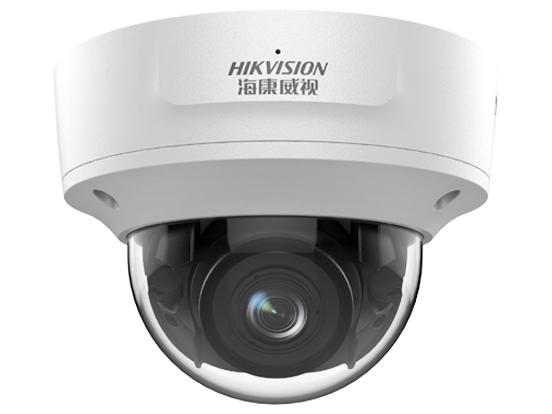 海康威视 DS-2CD3746FWDA2/F-IZS(2.7-12mm)(国内标配) .400万智能人脸抓拍摄像机