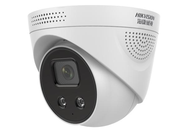 海康威视 DS-2CD3326FDWDA3-IS(2.8mm)(国内标配) .200万智能警戒摄像机