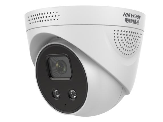海康威视 DS-2CD3346FDWDA3-IS(2.8mm)(国内标配) .400万智能警戒摄像机
