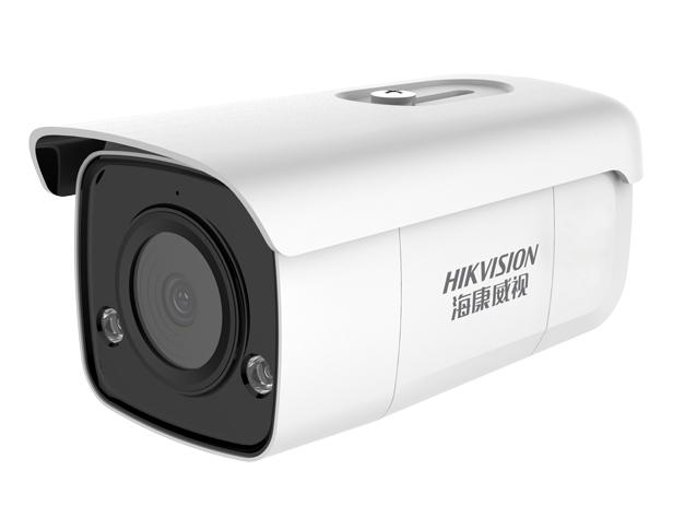 海康威视 DS-2CD3T56FWDA3-IS(6mm)(国内标配) .500万像素筒型智能警戒摄像机