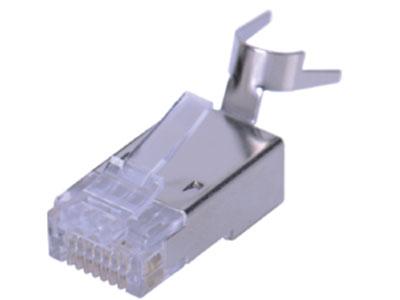 威迅IDE系列七类屏蔽水晶头 10个 威迅IDE系列七类屏蔽水晶头 50个