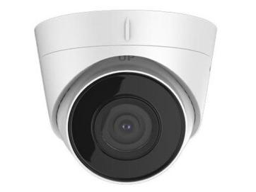 海康威视监控摄像头 T12 200万高清家用摄像头POE供电室内手机远程监控带录音红外夜视半球