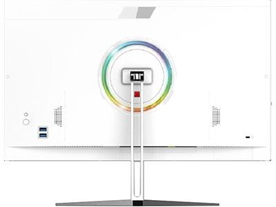 梦想家 T24D  显示器  I7 9750/8G/240G/WIFI/音箱/适配器/支持双硬盘
