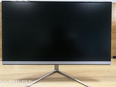 长城大江  D2240T  显示器 IPS无边框,超薄,VGA+HDMI高清接口、外置电源