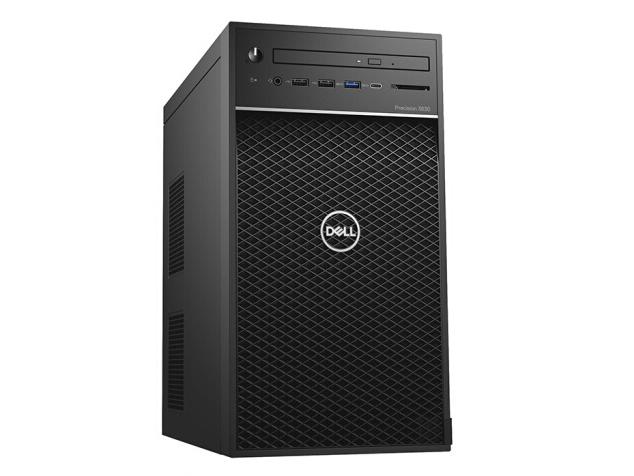 戴尔(DELL)PrecisionT3630图形工作站电脑主机设计渲染建模台式机