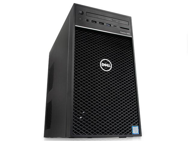 戴尔 DELL Precision T3640 图形工作站台式电脑设计主机