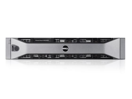 戴尔(DELL)存储 MD1400 磁盘阵列柜存储柜
