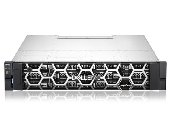 戴尔易安信(Dell EMC)PowerVault ME4024高容量存储稳定高效