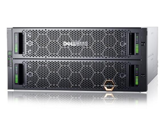 戴尔易安信(Dell EMC)PowerVault ME4084专业级存储更安全更可靠