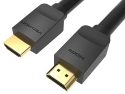 威迅  全系列2.0版HDMI线  接口版本全米数HDMI2.0 接口工艺镀金 分辨率4K 60HZ 导体材质无氧铜 屏蔽层铝箔 + 铝箔 + 编织 外被材质PVC 长度0.75 米 /1 米 /1.5 米 /2 米