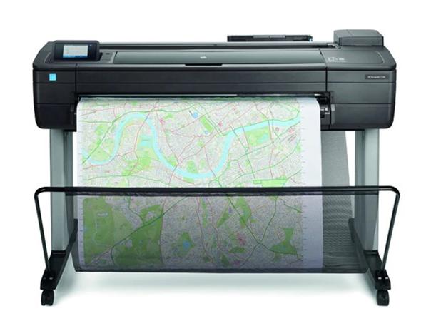 惠普(HP)DesignJet T730 A0幅面(36英寸)打印机 绘图仪