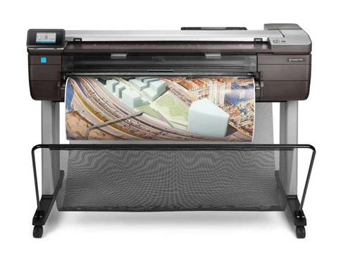 惠普(HP) Designjet T830绘图仪 多功能一体机  A0/ A1幅面
