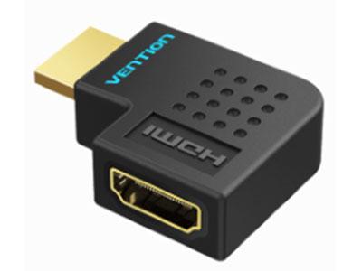 威迅  HDMI公对母转接头 版本类型:HDMI 2.0 接口类型;HDMI 公、 HDMI 母 接口工艺:镀金 分辨率;4K60Hz 传输方向;HDMI公转HDMI母