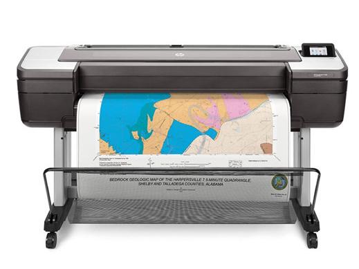 惠普(HP)DesignJet T1708 Post  44英寸大幅面打印机