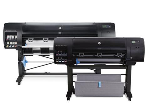 惠普(HP)DesignJet Z6810 照片商用打印机 60英寸绘图仪 生产型照片打印机