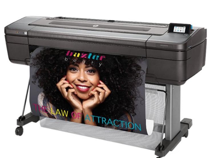 惠普(HP)DesignJet Z6 Post (T8W1 6A) 44英寸B0大幅面打印机