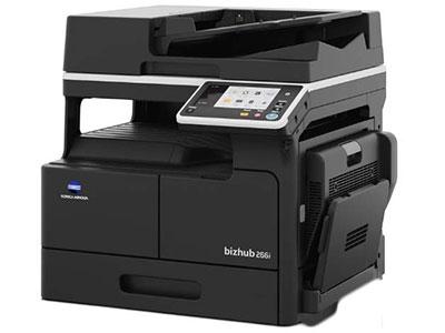 美能达 246I 复印机  A3 24张,打印,复印,扫描,双面器,双面输稿器 网络