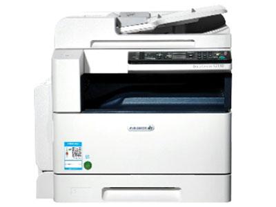 施乐 DCS2520NDA   单纸盒 复印速度25页/分钟,网络打印, 512MB标配内存,双面输稿器,双面器(最大幅A3)
