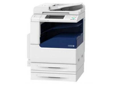 施乐 DC-V2060CPS  双纸盒 主机标配复印和网络打印和彩色扫描;复印/打印速度25页/分钟,两纸盘(500页X2),双面器,自动双面输稿器(最大容纸量110张),系统内存:4GB,标配网络。