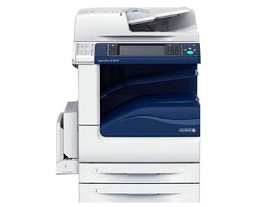 施乐  DCV-5070CPS双纸盒 复印/打印速度55页/分钟,网络彩色扫描,2纸盘(500X2),双面器,自动双面输稿器,A3幅面错位输出,电子分页,中央接纸盘,彩色触摸显示屏,500个用户使用账户。硬盘160G标配.