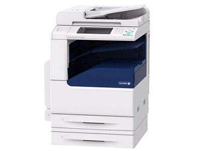施乐  DC-V C2265CPS 双纸盒 主机标配彩色,黑白:复印和网络打印和彩色扫描;彩色,黑白复印/打印速度25页/分钟,两纸盘(500页X2),双面器,自动双面输稿器(最大容纸量110张