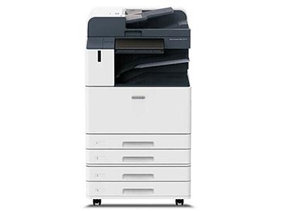 施乐  3373复印机双纸盒,4纸盒30页/分钟,两纸盘(500页X2),双面器,自动双面输稿器 4G内存 160G硬盘