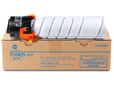 美能达  TNP26碳粉 6180MF/6180e原装墨粉