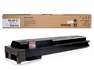 夏普  MX-561CT 原装黑色墨粉(适用MX-M3068/3658/4068/4658-NC/B4621/5621-R机型)