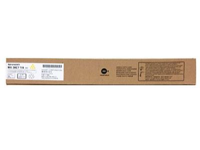 夏普  MX-30CT YA 原装小容量黄色墨粉盒(适用C4081/3581/3081R机型)约12000页