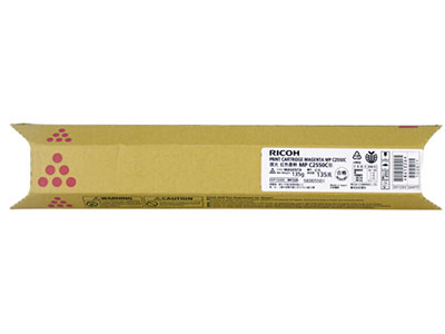 理光  MPC2550C 红色碳粉盒  适用MP C2010/C2030/C2050/C2051/C2530/C2550/C2551