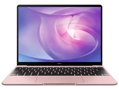 华为  MateBook 13(2020款) 笔记本 13寸/i5(10210U)/8G/512GB/MX250独显/2K 全面屏           皓月银/深空灰/樱粉金    Win10版