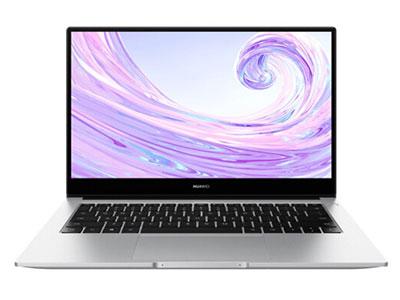 华为  MateBook D14  笔记本 14寸/R5(3500U)/16G/512GB/集成显卡/高清全面屏             皓月银/深空灰           Win10版