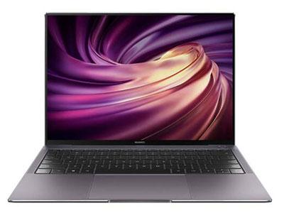 华为  MateBook X PRO(2020款) 笔记本 13.9寸/i5(10210U)/16G/512GB/集成显卡/3K全面触摸屏       皓月银/深空灰            Win10版