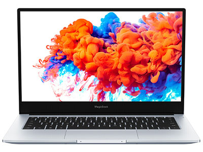 华为  MagicBook 14 笔记本 14寸/i5/8G/512GB/MX250独显                       冰河银                     L版/Win10版