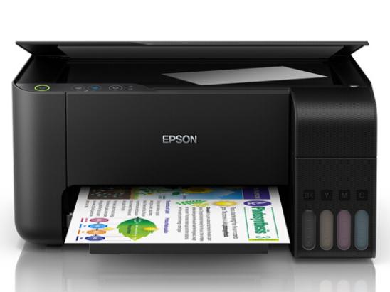 爱普生(EPSON) L3119 彩色原装墨仓式多功能一体机 (打印、复印、扫描)