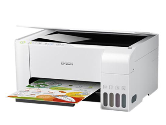 爱普生(EPSON)L3156 A4全新彩色无线多功能一体机 (打印/复印/扫描/wifi)