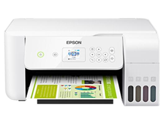 爱普生(EPSON)L3167 墨仓式家用微信打印/照片打印 A4彩色无线多功能一体机