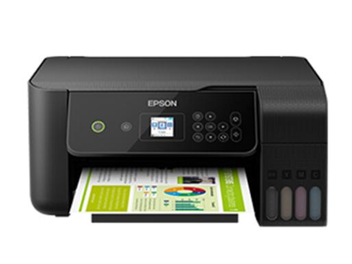 爱普生(EPSON)L3169 墨仓式家用微信打印/照片打印 A4彩色无线多功能一体机