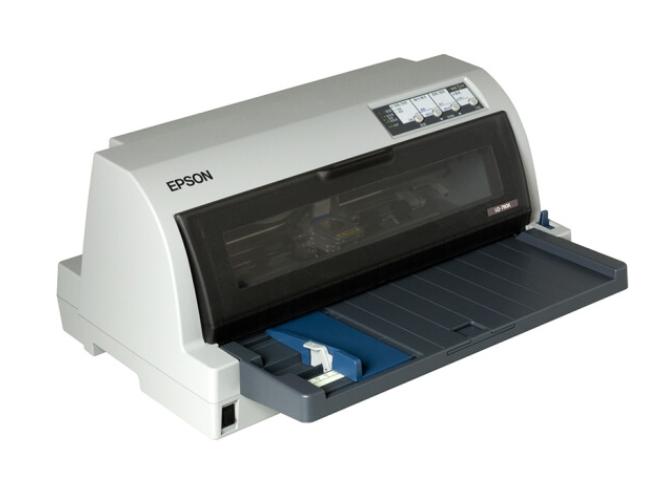 爱普生(EPSON)LQ-790K 针式打印机(106列平推式 支持A3幅面 3.6mm介质处理能力)