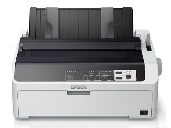 爱普生(EPSON) LQ-590KII高速卷筒针式打印机80列单据报表打印机