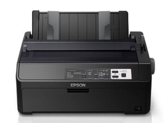 爱普生(EPSON)LQ-595KII 80列高速卷筒针式打印机