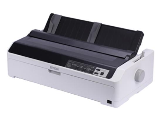 爱普生(EPSON)LQ-1600K4H 针式打印机(136列卷筒式)