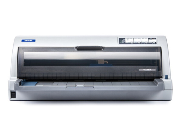 爱普生(EPSON)LQ-2680K 针式打印机(136列平推式)