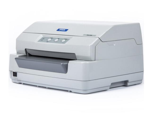 爱普生(EPSON)PLQ-20K 存折证卡打印机 2.6mm介质处理能力