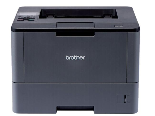 兄弟(brother)HL-5585D 高速黑白激光打印机 自动双面打印 40页/分钟
