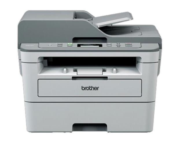 兄弟DCP-B7535DW黑白激光打印机一体机复印机扫描无线wifi打印自动双面