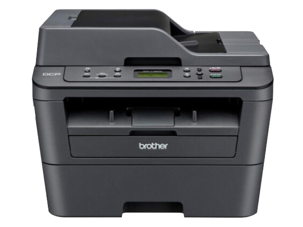 兄弟(brother)DCP-7180DN黑白激光自动双面打印机多功能一体机