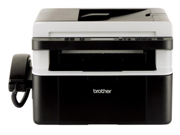 兄弟(brother)MFC1919NW 黑白激光多功能一体机(打印、复印、扫描、传真、有线、无线网络)
